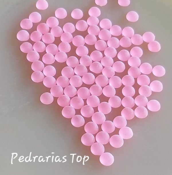 Chaton nude rosa 5mm - 20 pcs