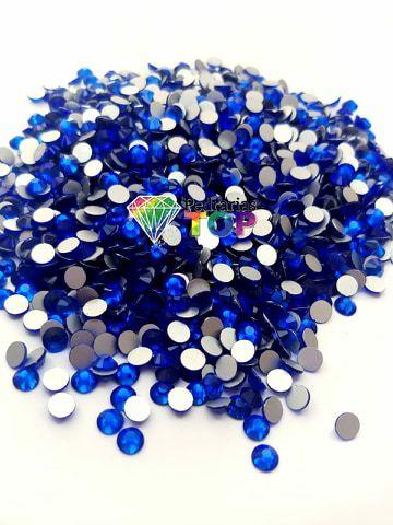 Cristal  swarovski azul bic 5mm - 30 pçs