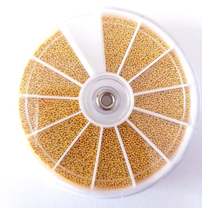 Dico caviar dourado - Aprox. 100 gramas
