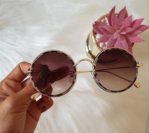 oculos round mili