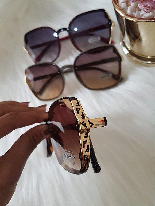 Óculos de sol premium
