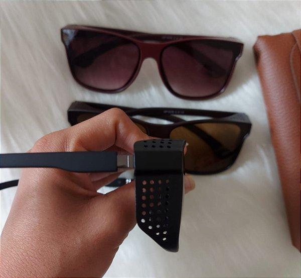 Óculos masculino Alok polarizado