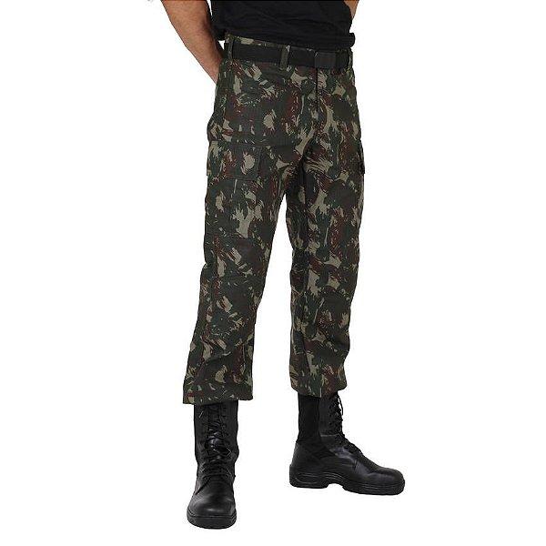 Calça Camuflada Exército Brasileiro