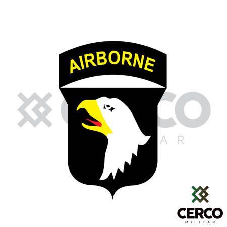 Adesivo Airborne Águia