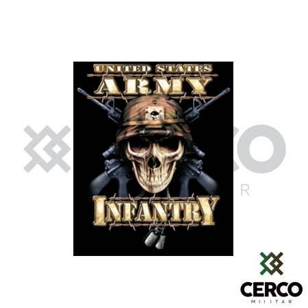 Adesivo Army Infantry