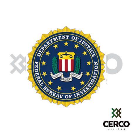 Adesivo FBI