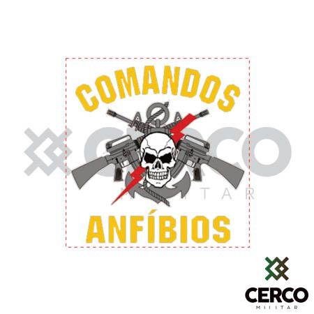 Adesivo Comandos Anfíbios