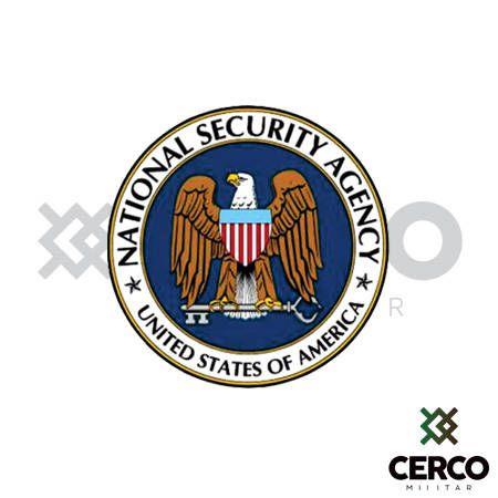 Adesivo NSA