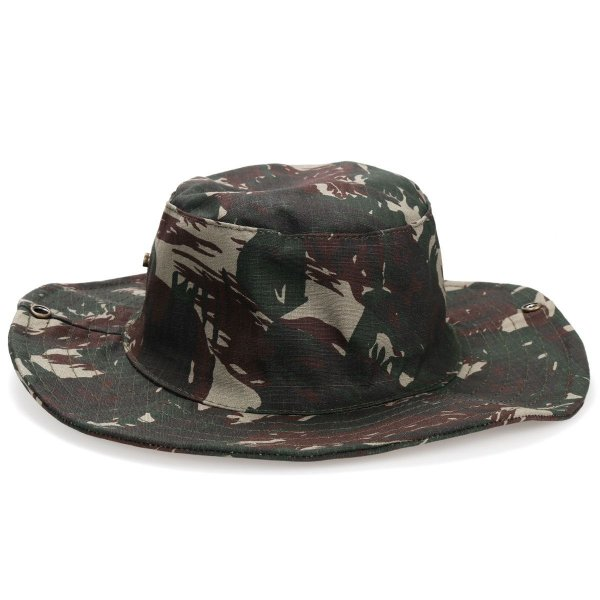 Chapéu Camuflado Exército Brasileiro