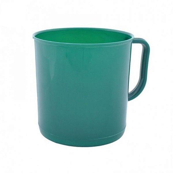 Caneco Plástico - Verde