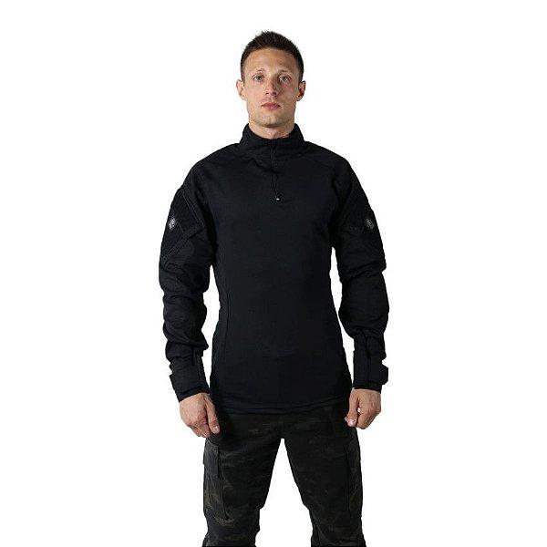 Combat Shirt Preta