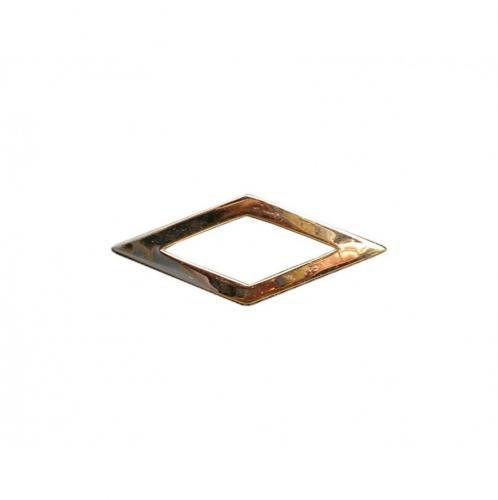 Losango de Metal Subtenente (Platina)