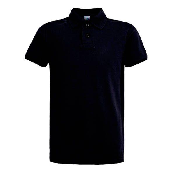 Camiseta Polo Bélica - Preta
