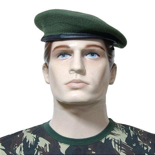 Boina Militar Francesa - Verde
