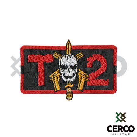 Bordado Termocolante T2