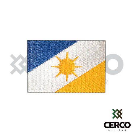 Bordado Termocolante Bandeira de Tocantins