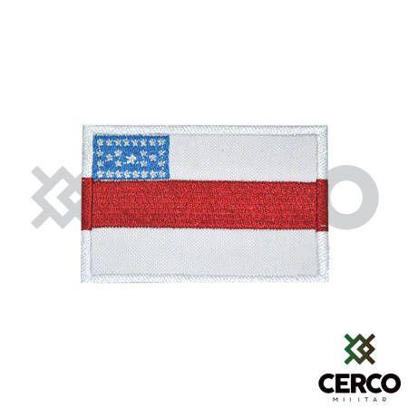 Bordado Termocolante Bandeira do Amazonas