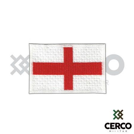 Bordado Termocolante Bandeira da Inglaterra