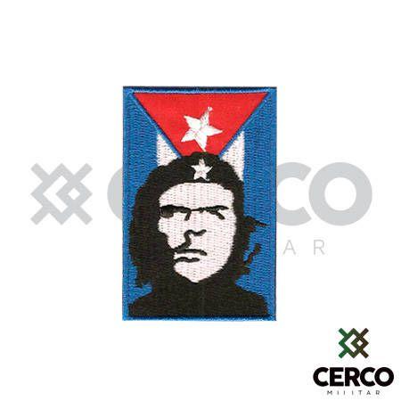 Bordado Termocolante Che Guevara