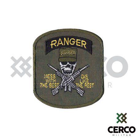 Bordado Termocolante Ranger