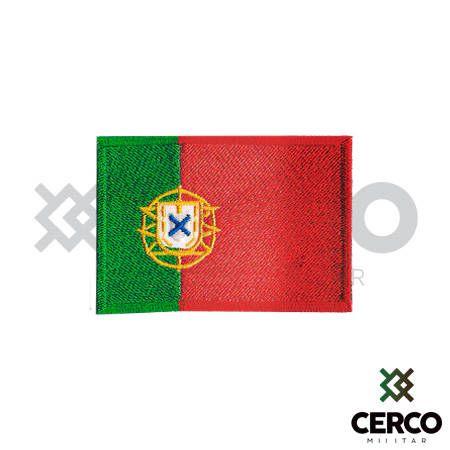 Bordado Termocolante Bandeira de Portugal