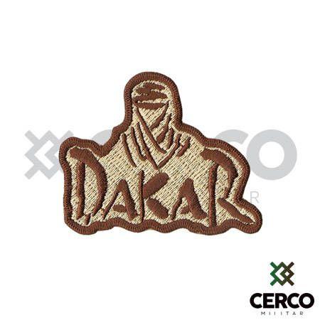 Bordado Termocolante Dakar
