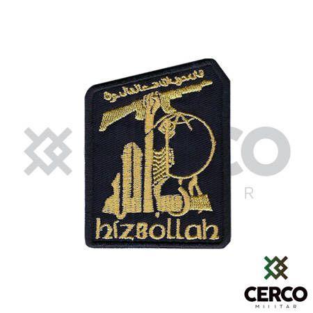 Bordado Termocolante Hizbollah