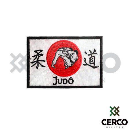 Bordado Termocolante Judô II
