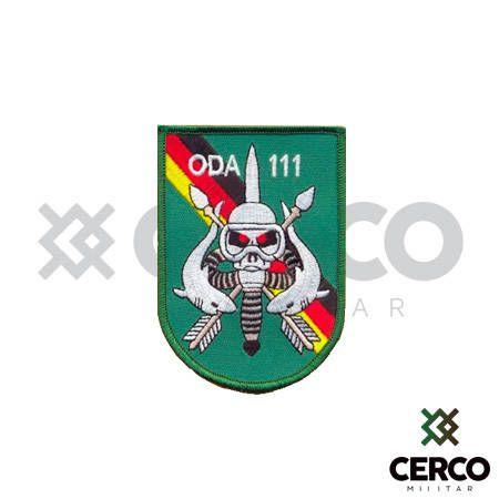 Bordado Termocolante ODA 111
