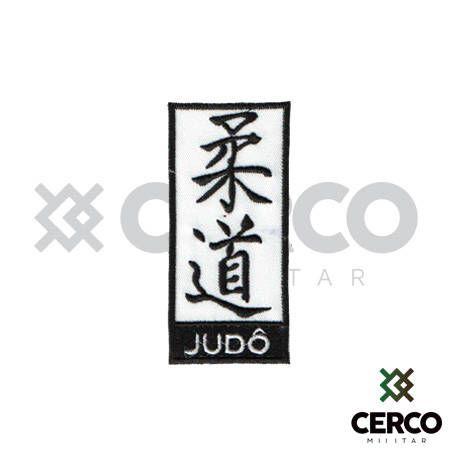 Bordado Termocolante Judô I