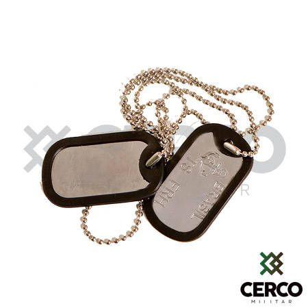 Plaqueta Dog Tag Marinha do Brasil