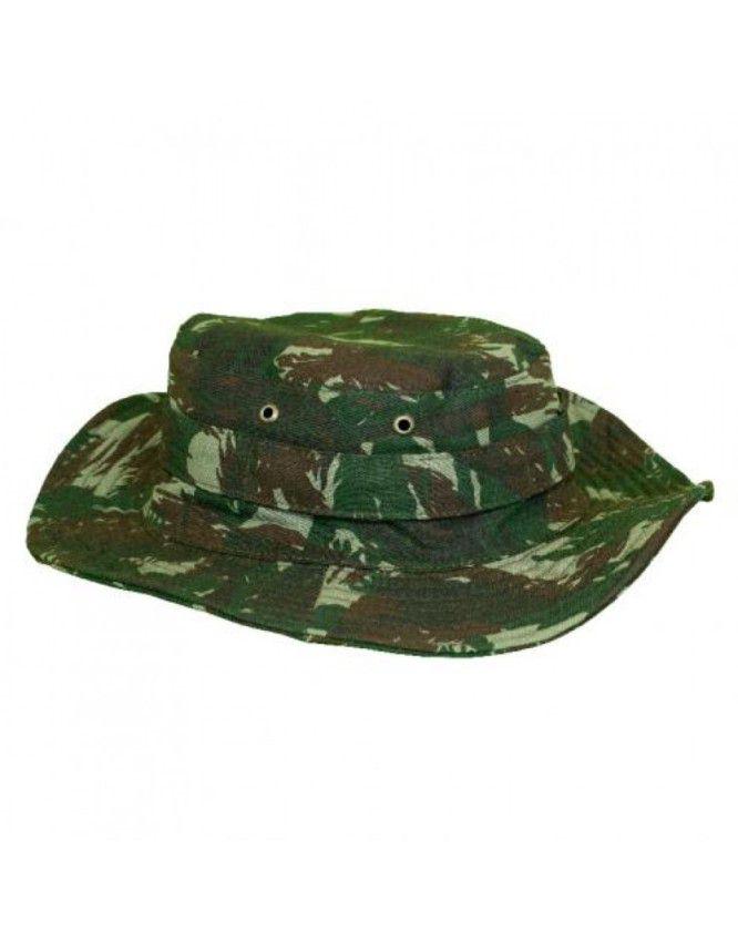 Chapéu Boonie Hat Camuflado EB
