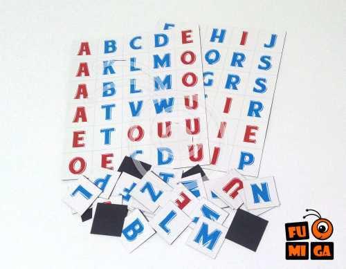 Alfabeto Imantado