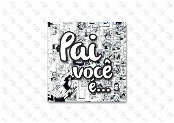 Álbum Pai Heroi - Pocket