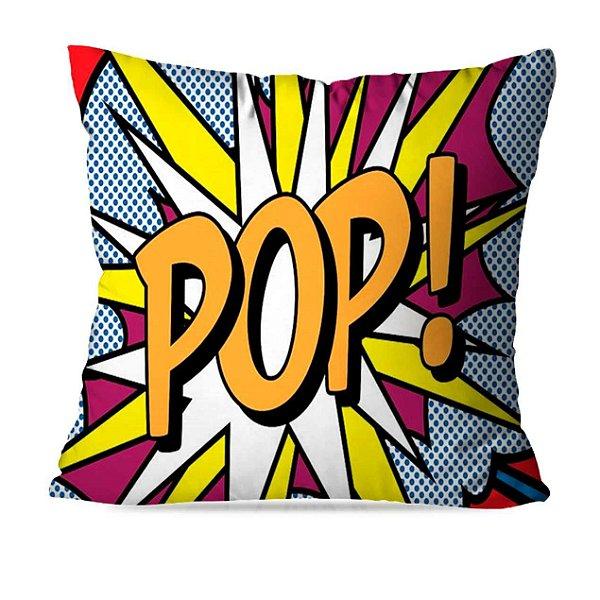 Almofada pop art pop