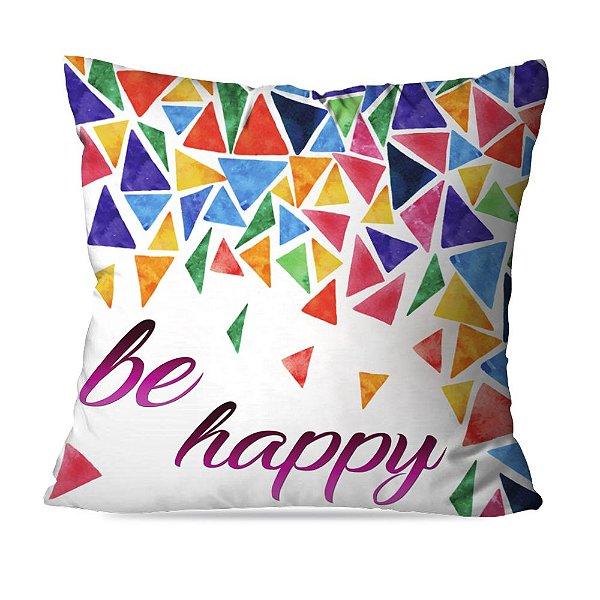 Almofada be happy