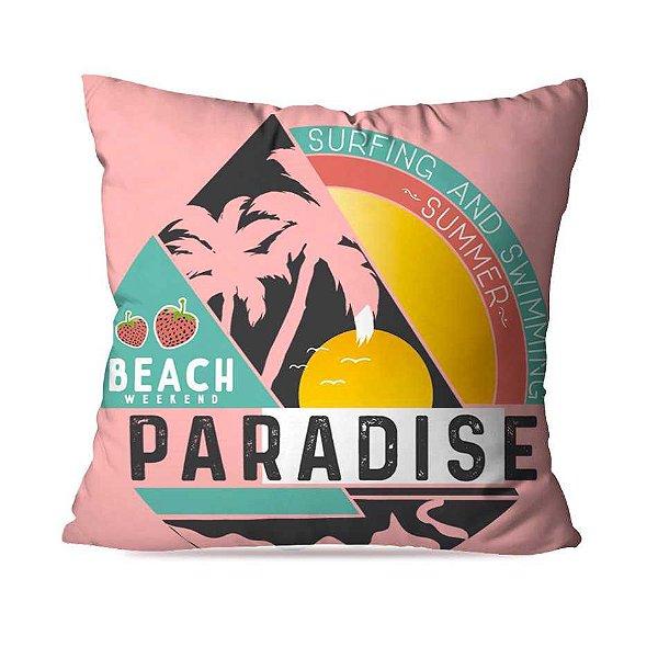 Almofada paradise