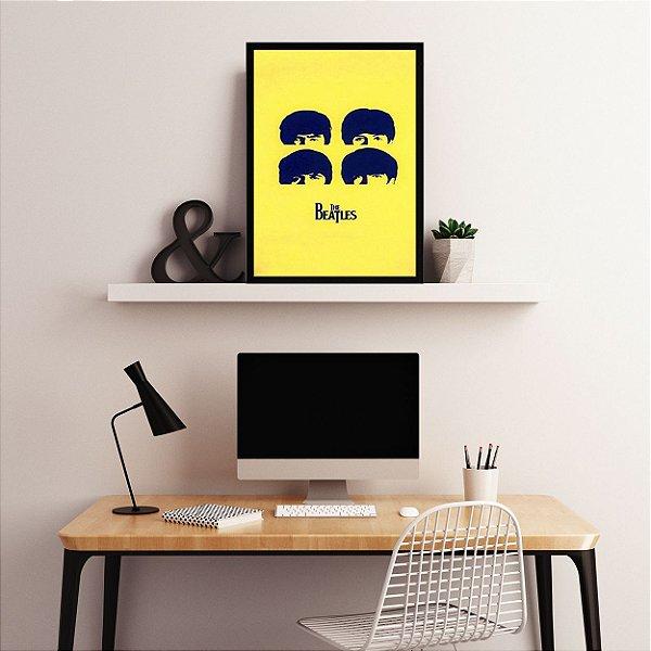 Quadro decorativo Beatles
