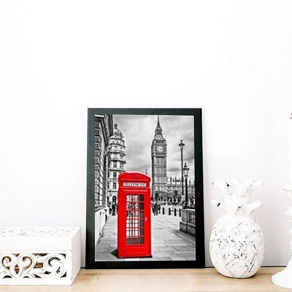 Quadro decorativo London
