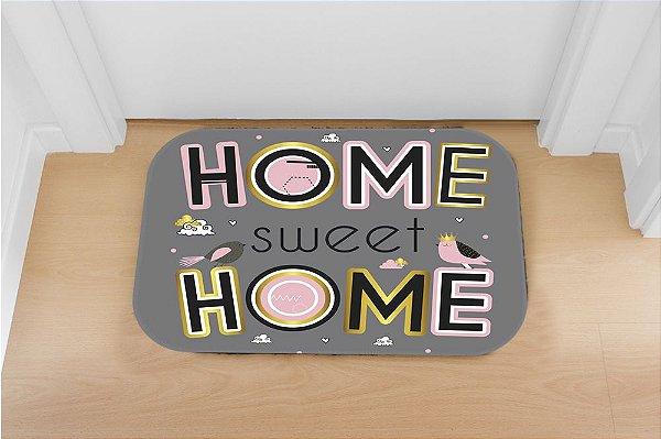 Tapete decorativo home sweet