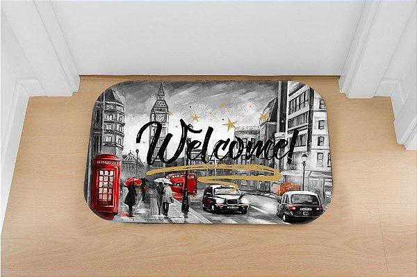 Tapete decorativo London