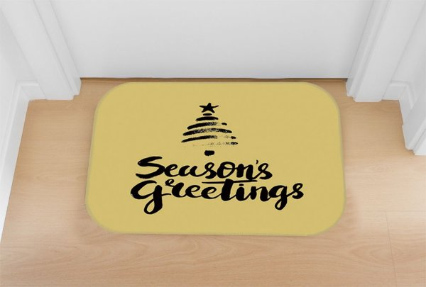Tapete decorativo Feliz Natal Seasons
