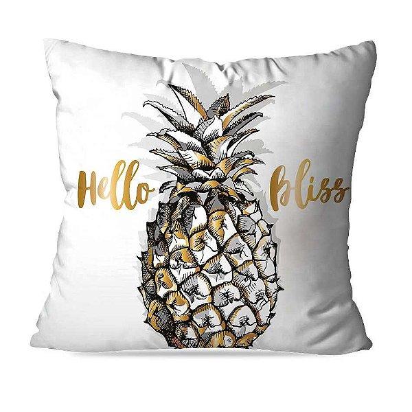 Almofada abacaxi Bliss