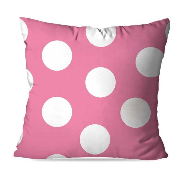 Almofada Pug Pink