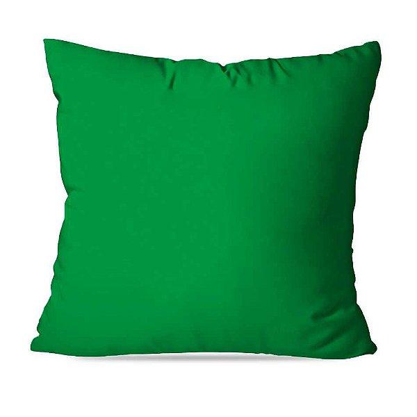 Almofadas Lisas Verdes