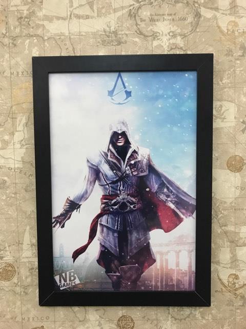 Quadro Assassin's Creed