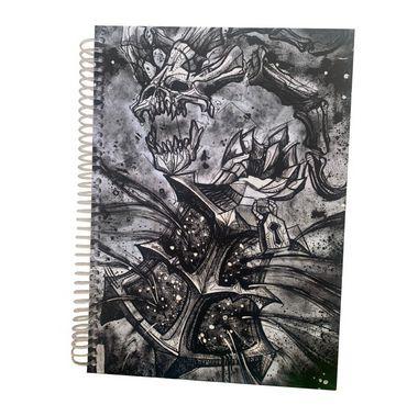 Caderno personalizável 01 matéria
