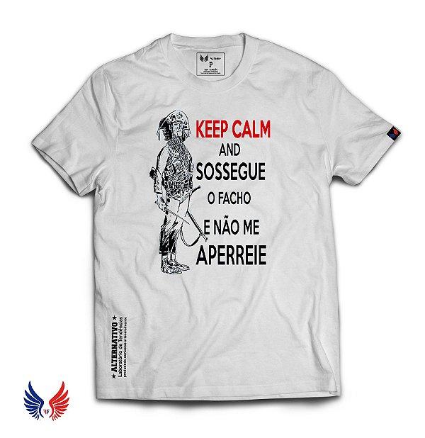 Camiseta Keep Calm And