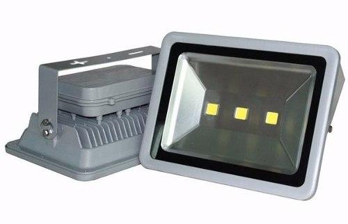 Refletor Led Holofote Branco Frio 150w Bivolt Prova D'água