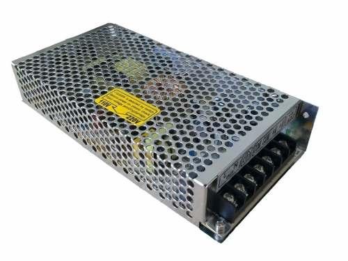 Fonte Chaveada 15a 12v 180w Bivolt CFTV Fita LED Som Automotivo